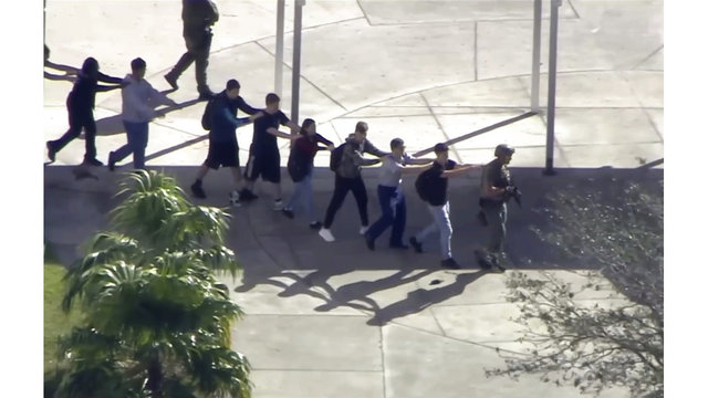 Florida school shooting was the 18th shooting incident at a school in 2018