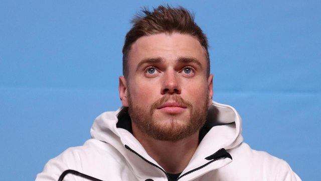 The story behind Gus Kenworthy's rainbow stars and stripes flag
