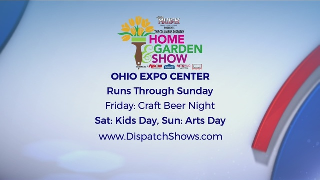 Dispatch Spring Home U0026 Garden Show This Weekend   WCMH