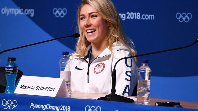 Mikaela Shiffrin not convinced Lindsey Vonn's Olympic career is over