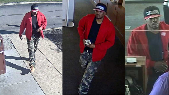 Police searching for man who robbed bank in southeast Columbus