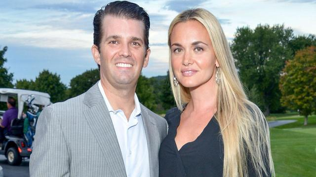 Donald Trump Jr. and Wife Vanessa May Be Getting a Divorce: Reports