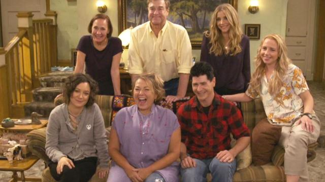 ABC orders 'Roseanne' spinoff for fall minus Roseanne Barr