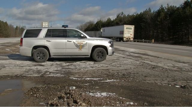 OSHP cracking down on reckless driving near semi-trucks