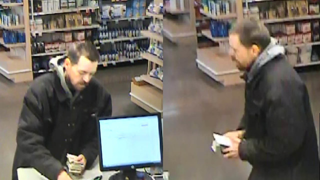 CPD looking for man who robbed bank inside Grandview-area grocery store
