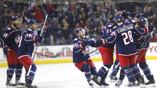 Detroit Red Wings at Columbus Blue Jackets live chat