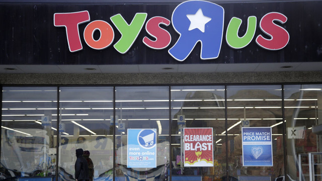 Billionaire wants to buy Toys R Us stores, turn them into entertainment hotspots