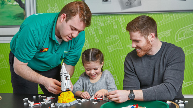 Columbus LEGOLAND Discovery Center looking for Master Model Builder