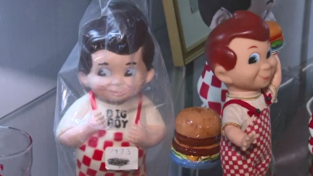 Frisch's Big Boy unveils Ohio museum, remodeled eatery