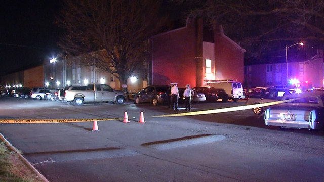 North Columbus shooting leaves one person in critical condition