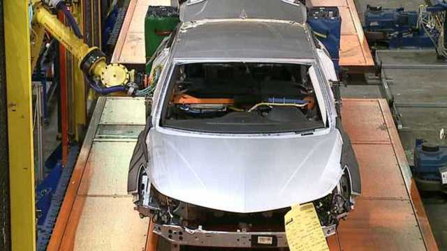Ohio General Motors plant going down to single shift