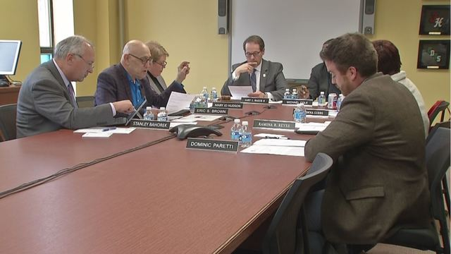 Tensions high during CCS board meeting about superintendent search