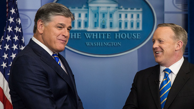 Trump lawyer forced to reveal another client: Sean Hannity