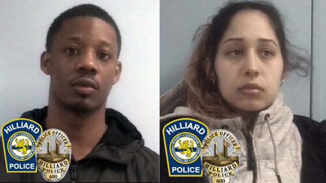 Hilliard Police say they've ruined 4/20 for two drug dealers