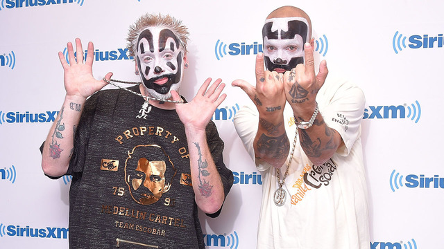 Ohio woman sues Insane Clown Posse after being injured by bottle of Faygo