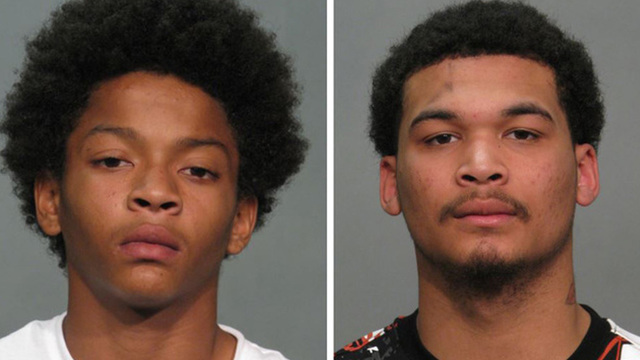 Two alleged gang members indicted in shooting deaths of pregnant woman, man in Hilltop home