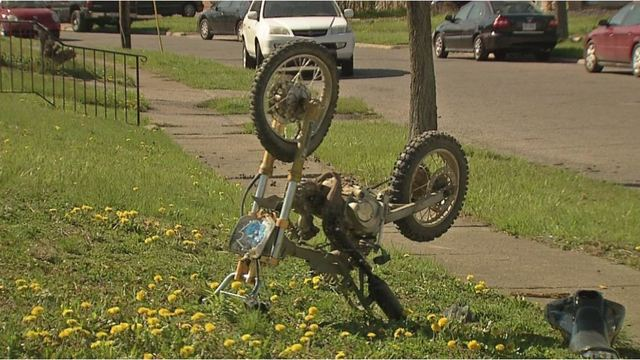 One critically injured in northeast Columbus motorcycle crash