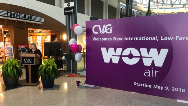 WOW Air begins flights from Ohio to Europe, Iceland starting next week