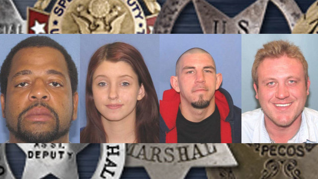 MUGSHOTS: U.S. Marshals announce top-wanted fugitives in central Ohio
