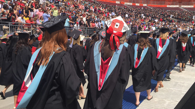 Ohio State graduates largest class in history