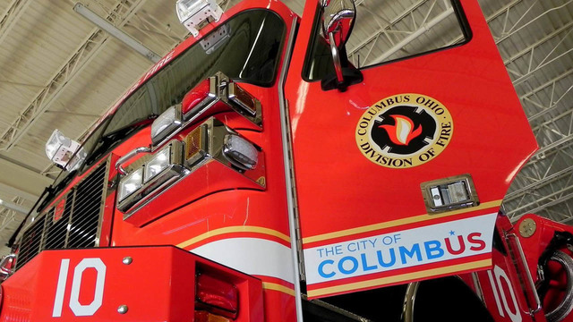 Fire department gives all clear after suspicious letter found at Columbus Dispatch printing building