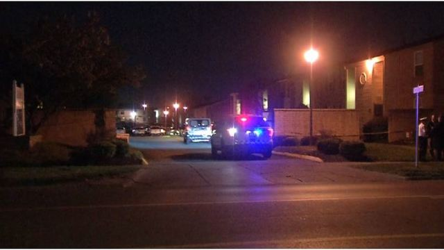 Fatal shooting in north Columbus