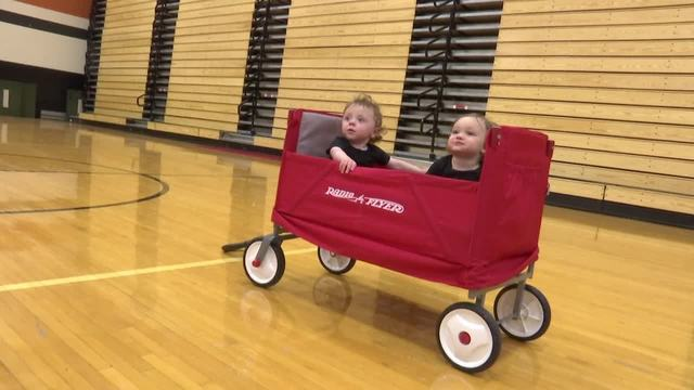 Blood drive in Waverly honors toddler twins