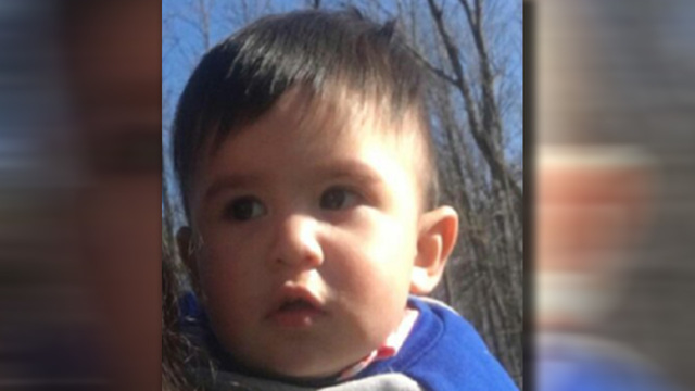 Amber Alert issued for missing baby in New York