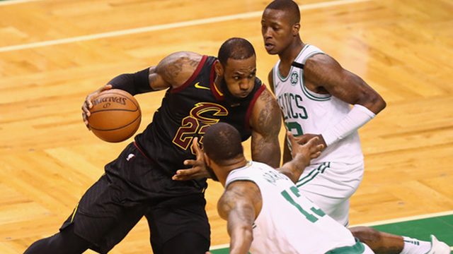 Cavaliers defeat the Celtics in Game 7 to make 4th straight NBA Finals appearance