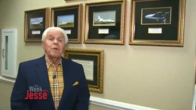 Televangelist asking for $54 million to fund 4th private jet: 'Jesus wouldn't be riding a donkey'