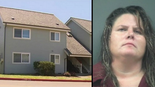 'He deserved it': Mom accused of stabbing 6-year-old son multiple times