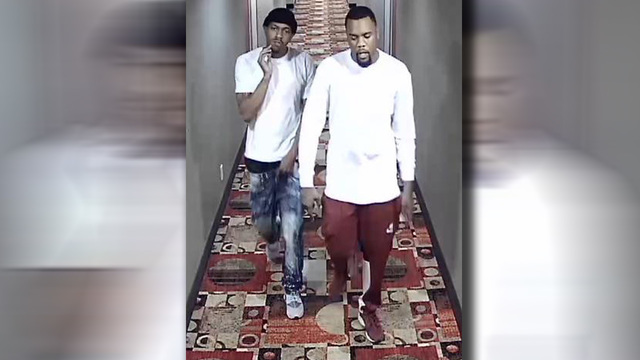 Police searching for suspects who stole 8 TVs from Columbus hotel
