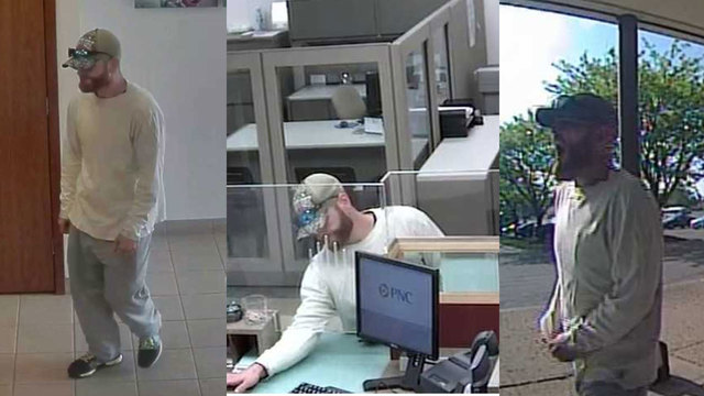 Police searching for man who said he had a bomb during bank robbery in south Columbus