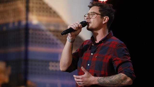Adoptive father of five deserves Simon's golden signal to America's Got Talent
