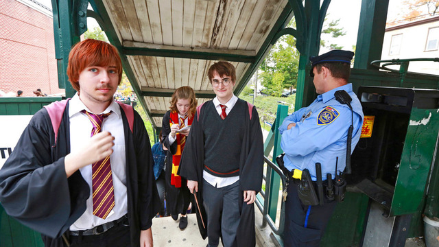 Harry Potter festival coming to Ohio town this month