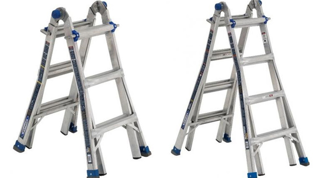 Werner recalls aluminum ladders that can break during use
