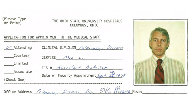 Other schools mum on their ties to doctor accused of sexual misconduct at Ohio State