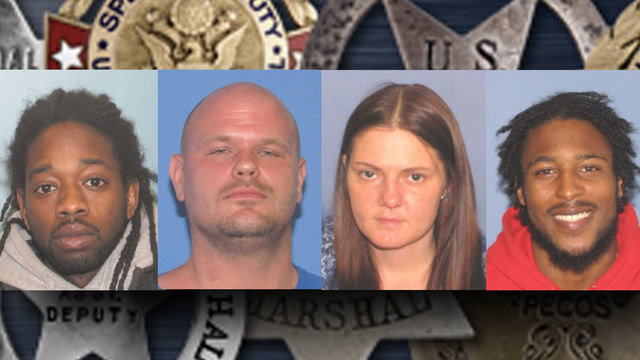 MUGSHOTS: US Marshals announce most-wanted fugitives in central Ohio