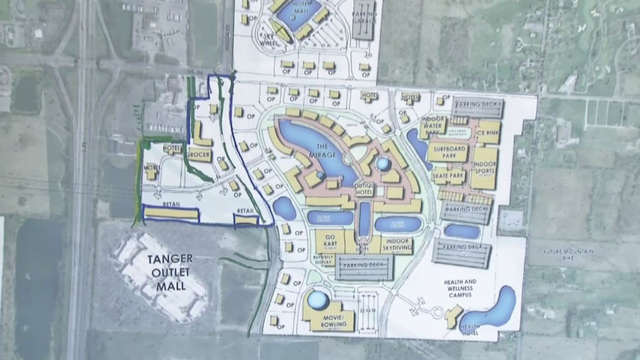 Massive Entertainment District Planned In Delaware County