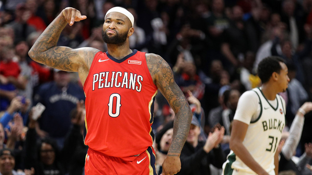 Warriors set to add DeMarcus Cousins to lineup