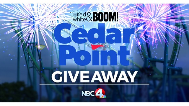 Red, White & Boom Cedar Point Giveaway