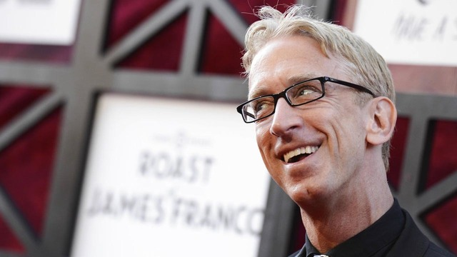 Comedian Andy Dick charged with groping woman on Los Angeles street