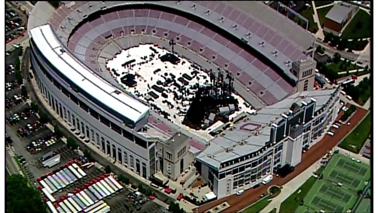 saturday s taylor swift concert biggest production ever in ohio stadium