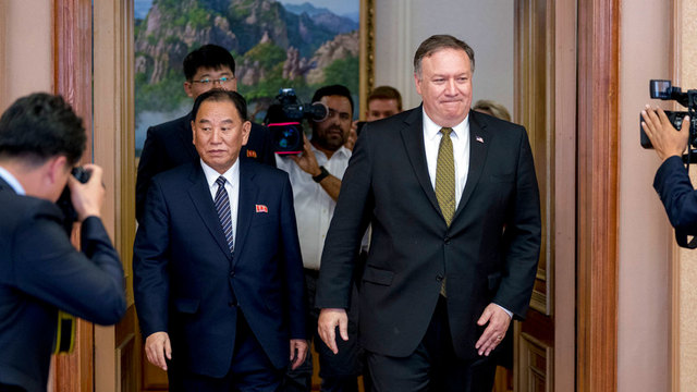 North Korea says talks with Pompeo were 'regrettable,' accuses US of unilateral demands
