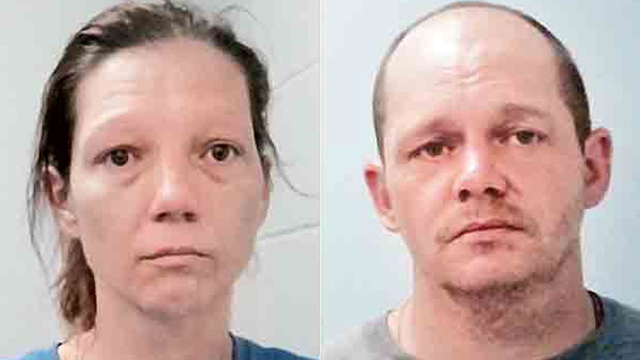 Parents accused of starving, binding, caging 21-year-old disabled son