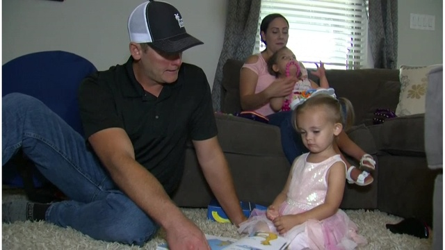 Couple considers divorce to pay for daughter's health care