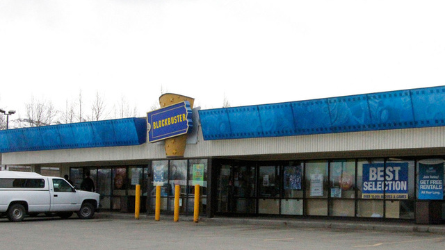 Only One Remains: Two of the last three Blockbuster video stores in the US are closing