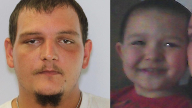 Sheriff: Non-custodial father assaulted child's mother, took child