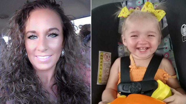 Missing Ross Co. woman and her toddler found safe