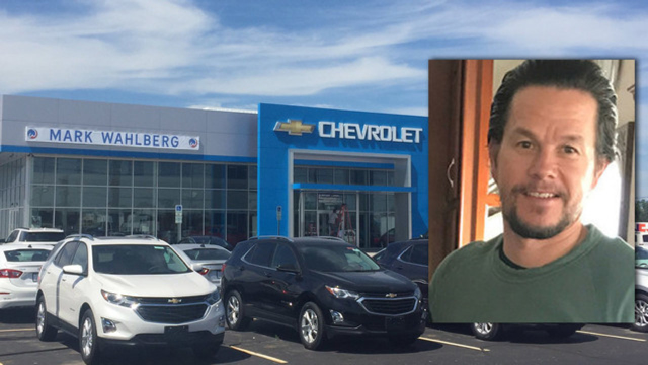 Great Actor Mark Wahlberg Buys West Columbus Chevy Dealership